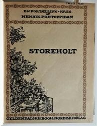 De Dodes Rige. En Fortaelling-Kres. I. Torben og Jytte. II. Storeholt. III. Toldere og Syndere. IV. Enslevs Dod. V. Favsingholm.