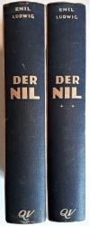 Der Nil. Lebenslauf eines Stromes. 2 Bände