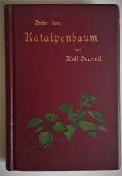 Unter dem Katalpenbaum. Erzählungen.