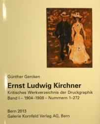 Ernst Ludwig Kirchner. Kritisches Werkverzeichnis  Band I: Werke der Jahre von 1904 -1908. Band II: Werke der Jahre von 1909 - 1911.