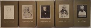 Sulpiz Boisserée. Tagebücher. Band I - V