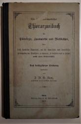 Allgemeines homöopatisches Thierarzneibuch [Tierarzneibuch] für Thierärzte, Landwirthe und Viehbesitzer...