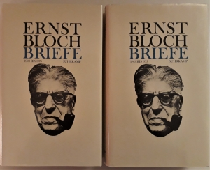 Ernst Bloch. Briefe. 1903 - 1975. 2 Bände