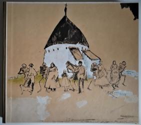 Oluf Host [Høst] 1971