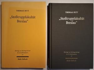 Stoßtruppfakultät Breslau. Beiträge zur Rechtsgeschichte des 20. Jahrhundert. 67.