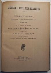 Astorga en la Guerra de la Independencia. Mongrafia Historica.