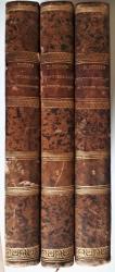 El Digesto del emperador Justiniano, traducido y publicado en el siglo anterior por el licenciado Don Bartolone Augustin Rodrigez de Fonseca del colegio de Abogados de esta corte. Nueva Edicion. 3 tomos (completo).