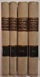 Historia de la revolución de Inglaterra. Traducida diretamente del Ingles por Juderias Bender. 4 Tomos.