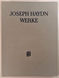 Joseph Haydn. Werke. Acide und andere Fragmente italienischer Opern um 1761-1763. Dirigierpartitur.