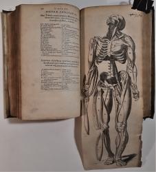 Thomae Bartholini. Anatomia ex Caspari Bartholini parentis Institutionibus, omniumque recentiorum & propriis observationibus Tertium ad sanguinis circulationem reformata, cum iconibus novis accuratissimis.