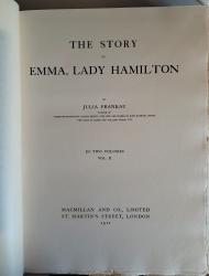 The Story of Emma, Lady Hamilton.