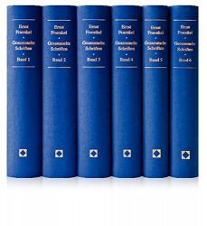 Ernst Fraenkel - Gesammelte Schriften: Band 1 - Band 6