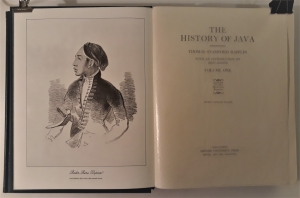 The History of Java. With An Introduction By John Bastin.