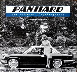 Panhard. Ses voitures daprès-guerre.
