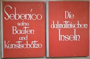 Dalmatiens Kunst- und Baudenkmale in 6 Bänden.